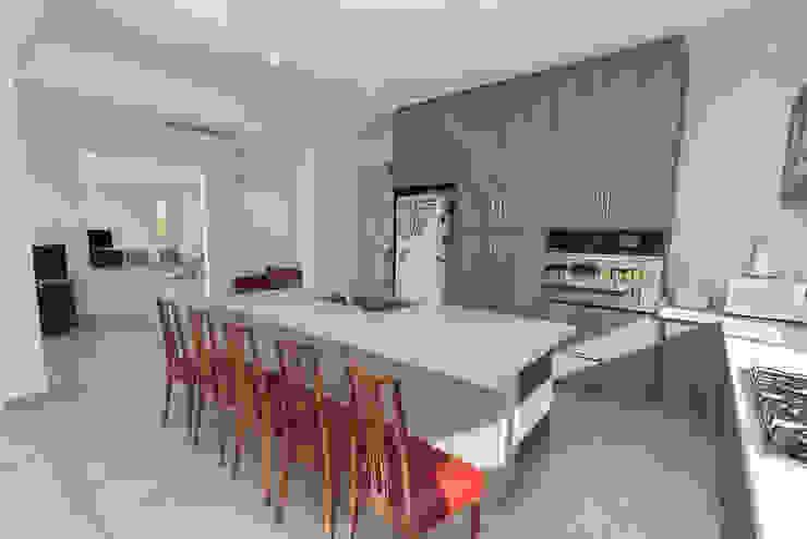 Parrado Arquitectura Modern Kitchen