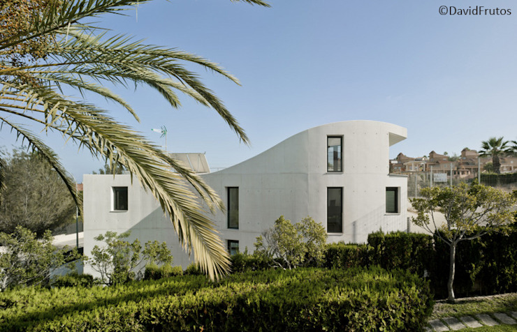 Casa Cabo Casas de estilo moderno de Martin del Guayo Moderno