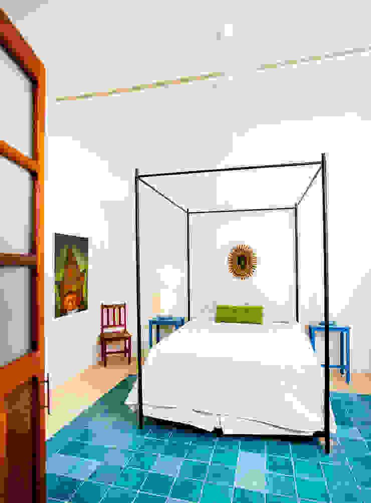 Casa FS55 Dormitorios modernos de Taller Estilo Arquitectura Moderno