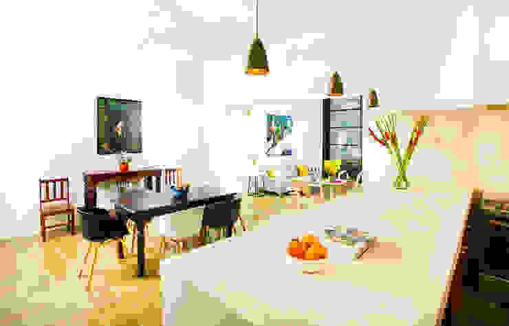 Casa FS55 Comedores modernos de Taller Estilo Arquitectura Moderno