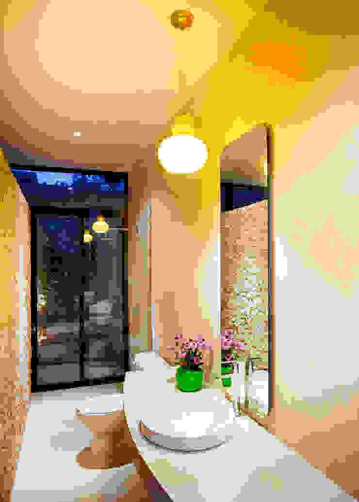 Casa FS55 Baños modernos de Taller Estilo Arquitectura Moderno