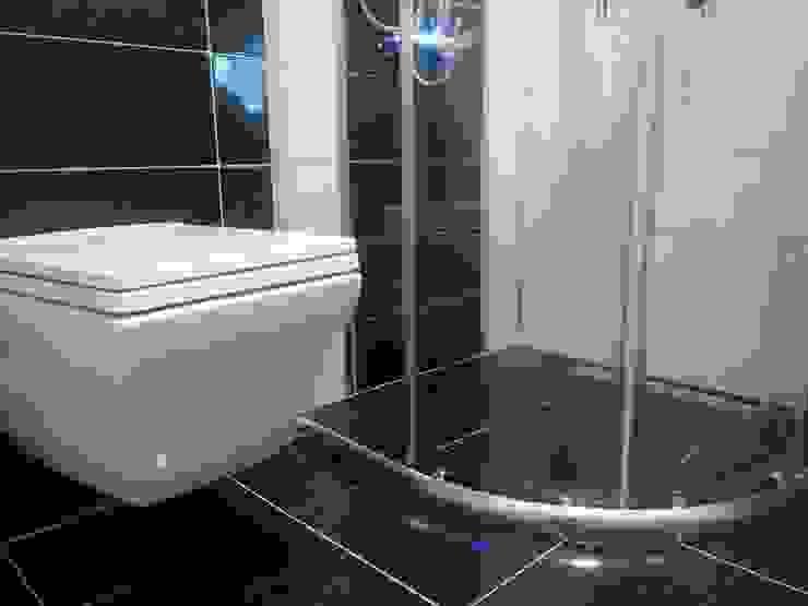 Svein Gundersen Evi Modern Banyo Damla Yapı Teknik Modern
