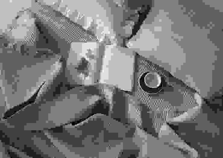 아이스 그레이 여름 차렵 베딩세트 모던스타일 침실 by 메종드룸룸 모던