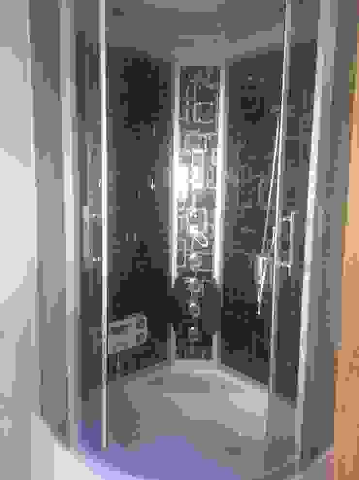 Yaptığımız işler Modern Banyo Boz yapı inşaat tasarım ve mimarlık Modern