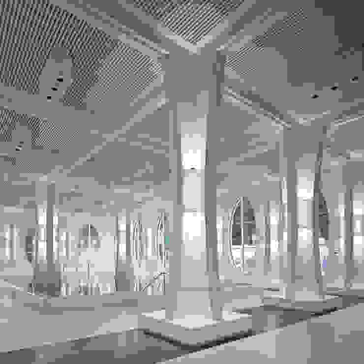 Indoor pool Klassische Veranstaltungsorte von Smolenicky & Partner Architektur GmbH Klassisch