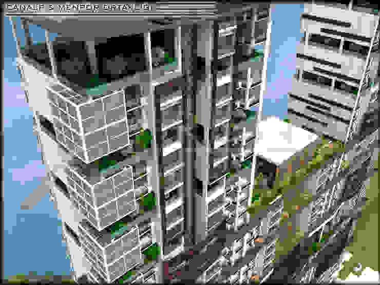 Garden City Modern Evler ARENA MİMARLIK Modern