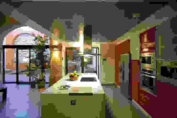 Cocina pxq arquitectos Cocinas de estilo ecléctico