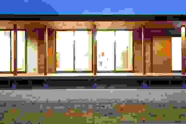 大屋根の家 オリジナルな 家 の 徳永建築事務所 オリジナル