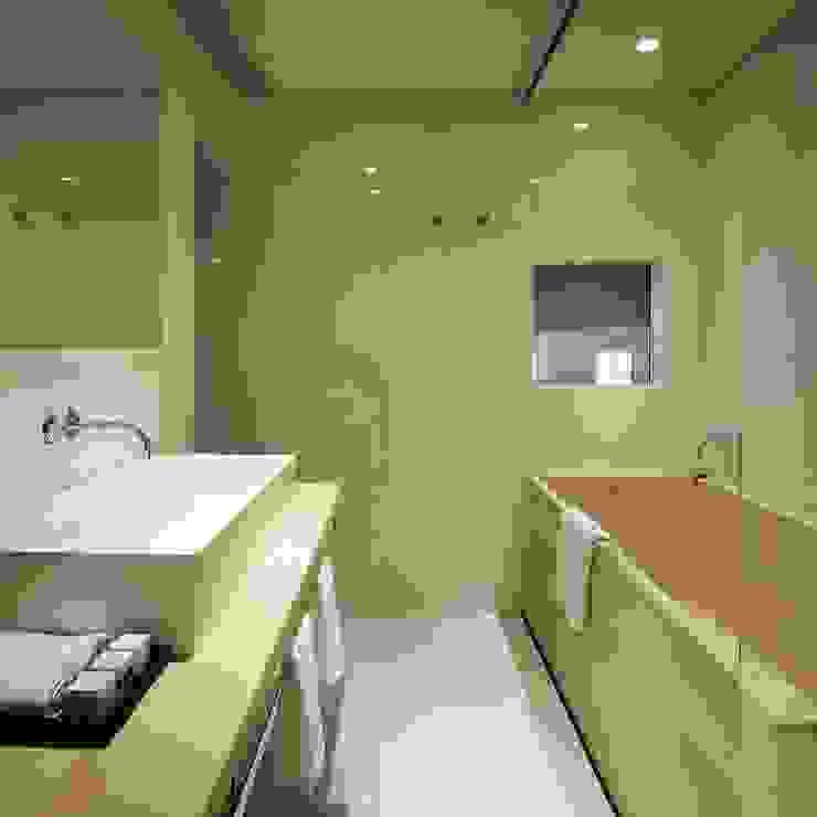 Hotel Puerta America Madrid, habitación Arata Isozaki RAFAEL VARGAS FOTOGRAFIA SL BañosBañeras y duchas