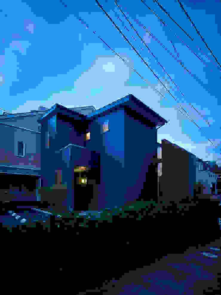 上町の家 鶴巻デザイン室 モダンな 家