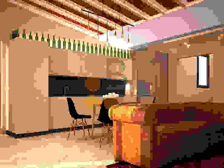 Renders.3D de Brick Serveis d'Interiorisme S.L.