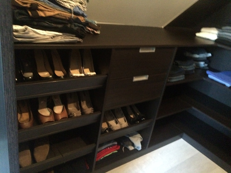 EVOLUMEUBLE SPRL Closets