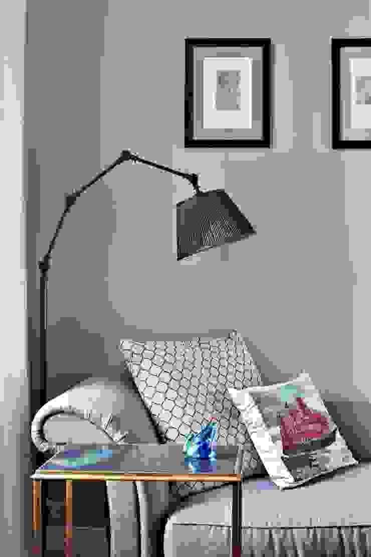 Квартира на Остоженке Спальня в классическом стиле от D'Seesion Классический