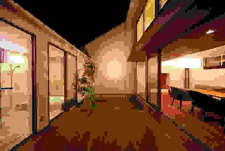 Asiatischer Garten von 一級建築士事務所haus Asiatisch