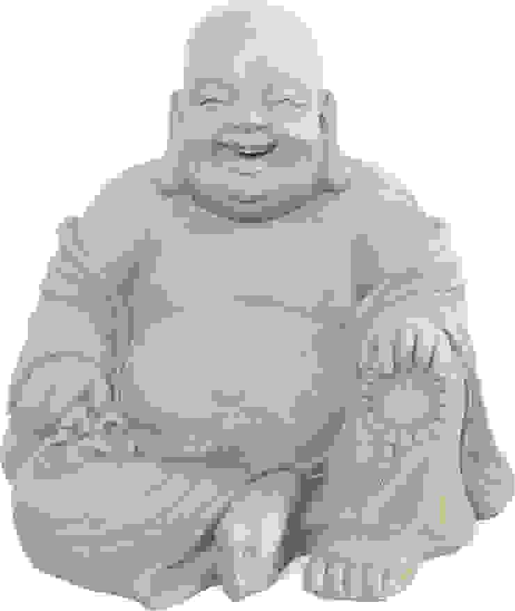 Dikbuik Boeddha van Inspiring Minds Aziatisch