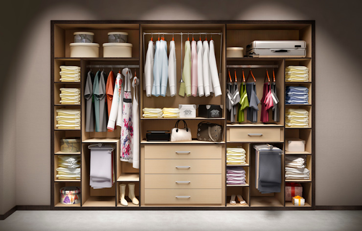 AstiDkora Dressing roomWardrobes & drawers