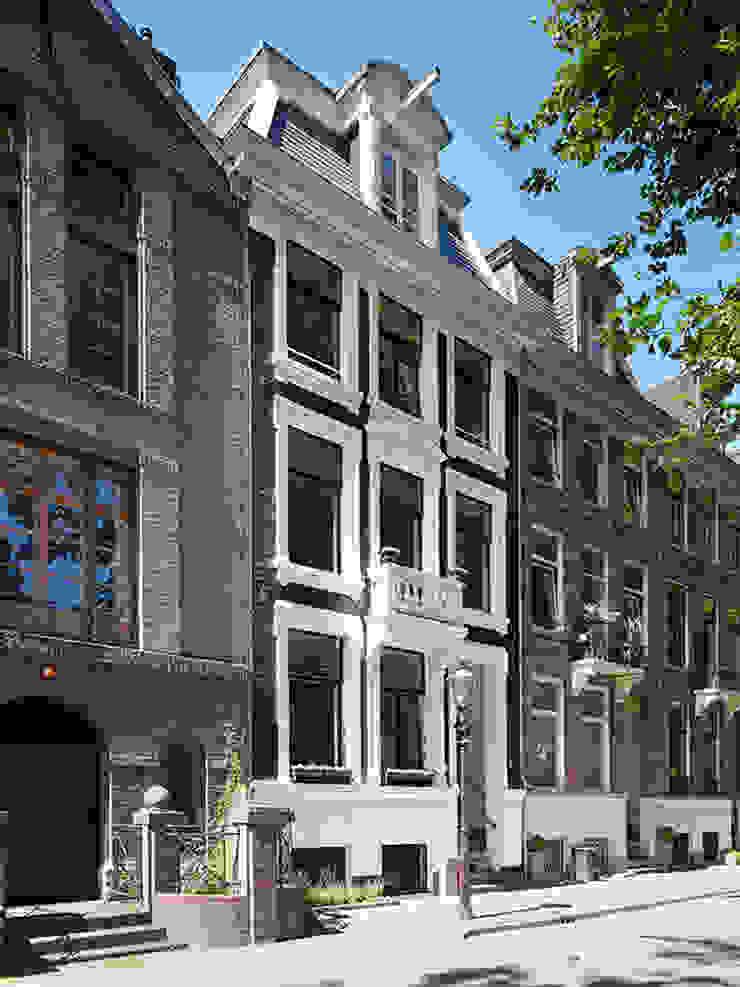 Voorgevel Klassieke huizen van Lumen Architectuur Klassiek