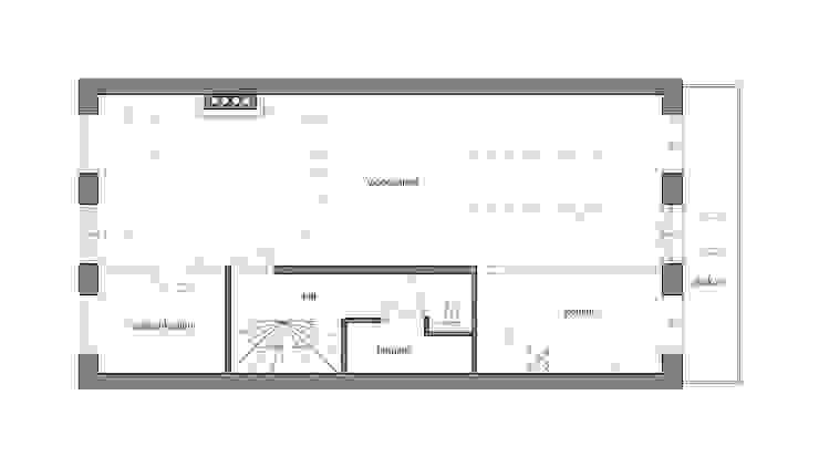 2e verdieping van Lumen Architectuur Klassiek