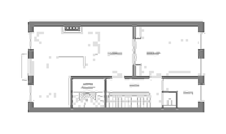 1e verdieping van Lumen Architectuur Klassiek