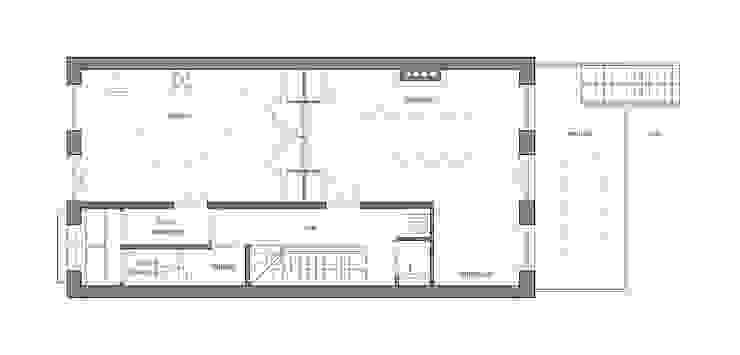 Bel-etage van Lumen Architectuur Klassiek