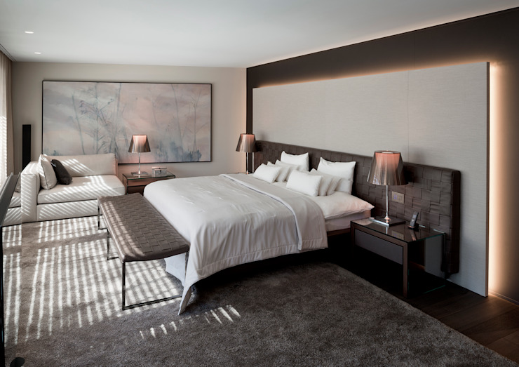 Modern style bedroom by steigerconcept ag Modern