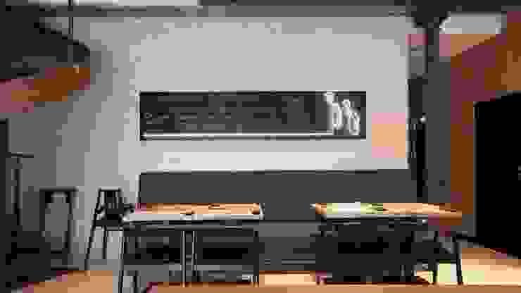 oyster Skandinavische Gastronomie