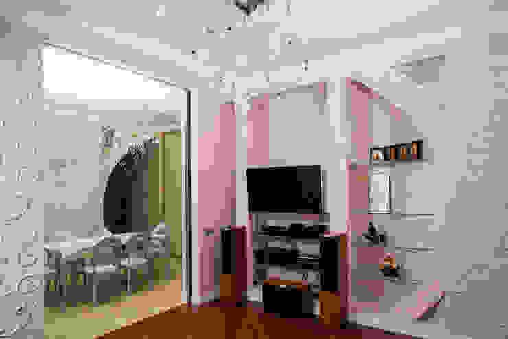 modern  by Архитектурно-дизайнерское бюро Натальи Медведевой 'APRIORI design', Modern