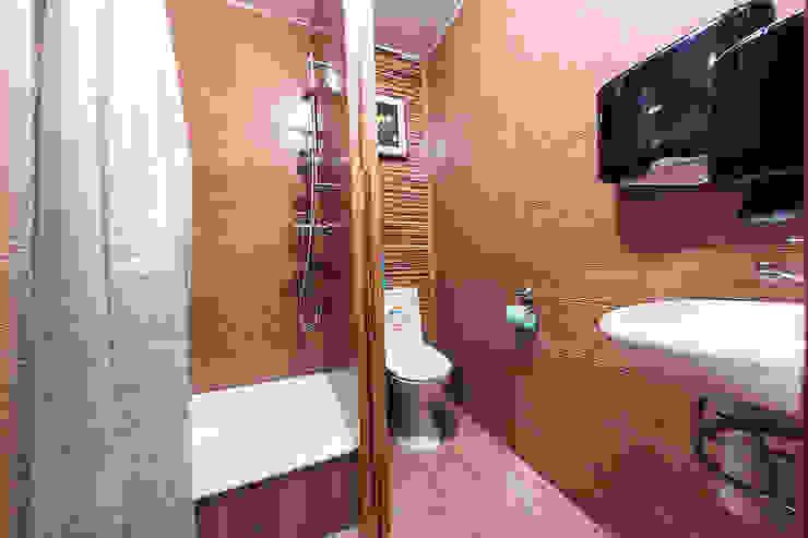 Хостел <q>Homer@</q> Невский 136 Гостиницы в стиле модерн от UB.Design Модерн