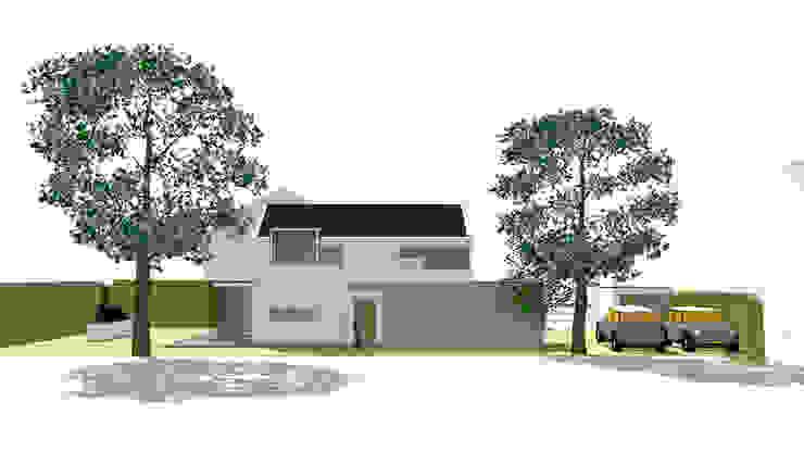 ontwerp voorzijde: modern  door A&R10, Modern