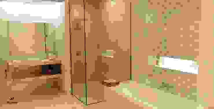 łazienka Nowoczesna łazienka od Artenova Design Nowoczesny