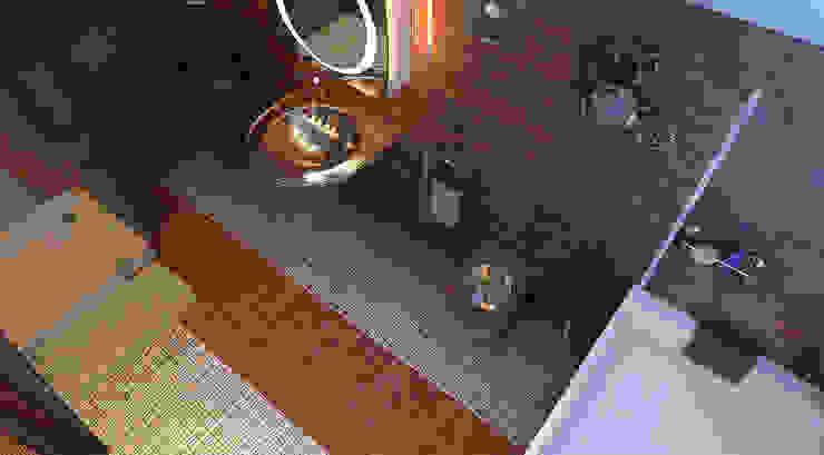 Ванная Батискаф Ванная в стиле лофт от Architoria 3D Лофт