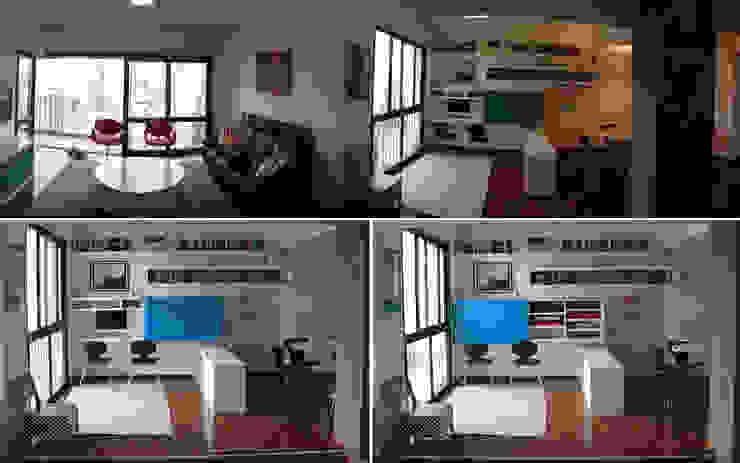 von Najmias Oficina de Arquitectura [NOA] Minimalistisch
