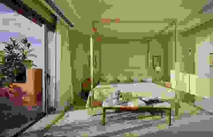 Mediterranean style bedroom by RAFAEL VARGAS FOTOGRAFIA SL Mediterranean