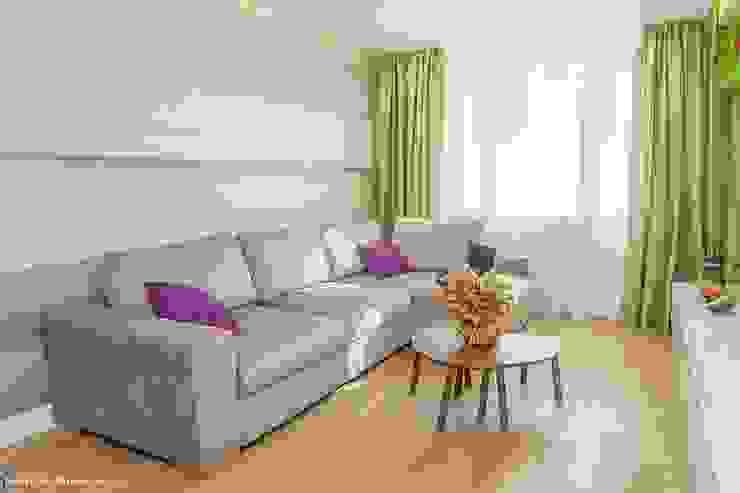 Zi-design Interiors Modern living room