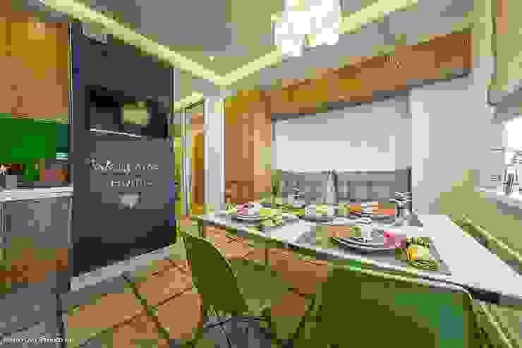 Zi-design Interiors Modern kitchen