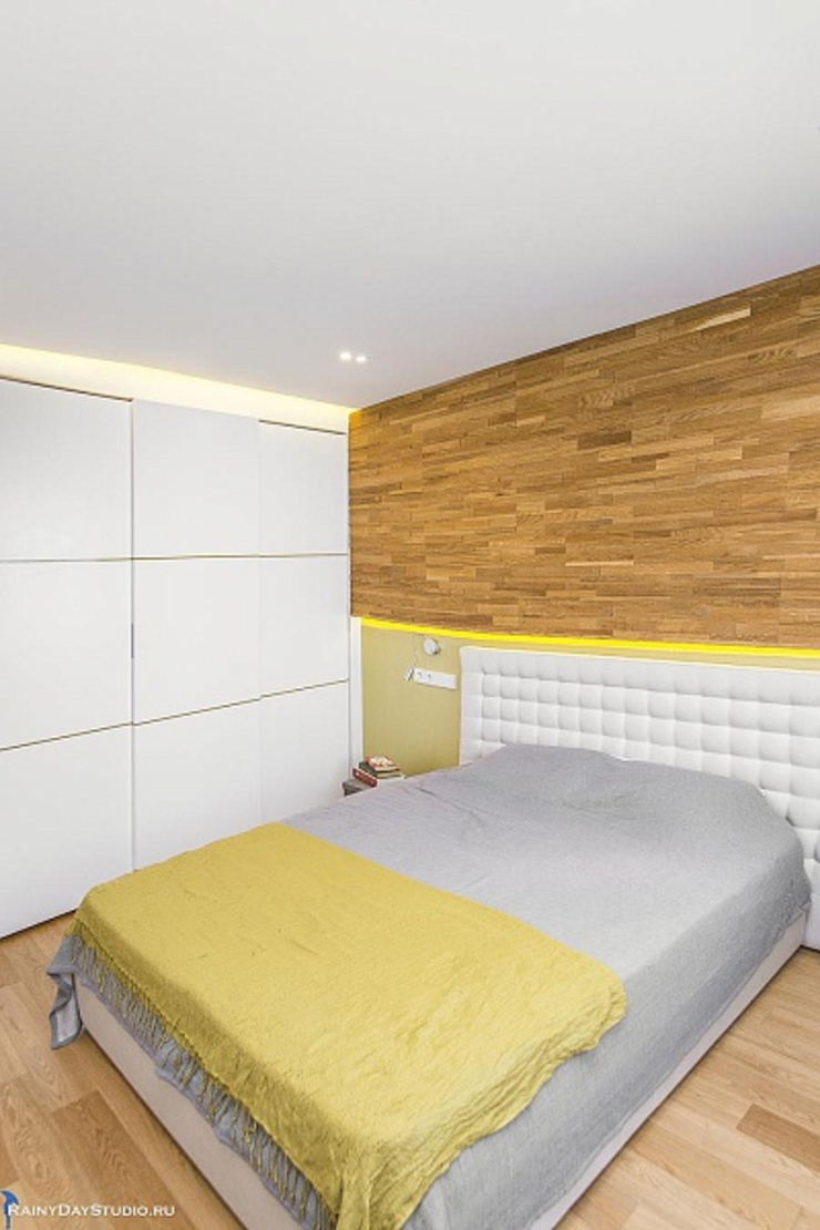 Zi-design Interiors Modern style bedroom