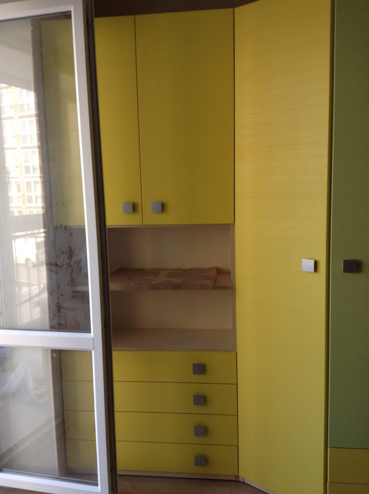квартира для энергичной семьи из пяти человек. Детская комнатa в классическом стиле от Андреева Валентина Классический