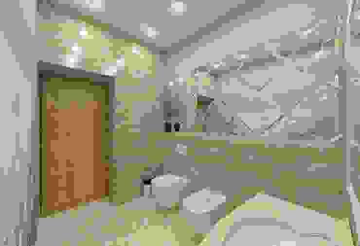 Андреева Валентина Classic style bathroom