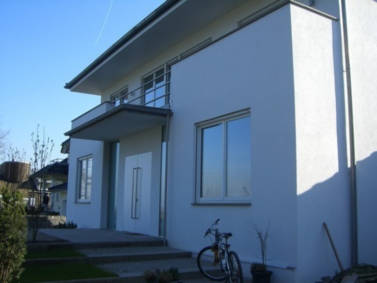 Architekturbüro Pieper-Ballenberger Maisons modernes