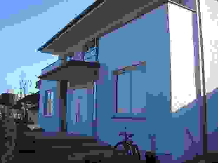 Architekturbüro Pieper-Ballenberger Casas de estilo moderno