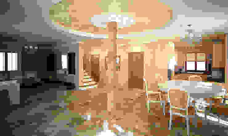 Андреева Валентина Classic style living room