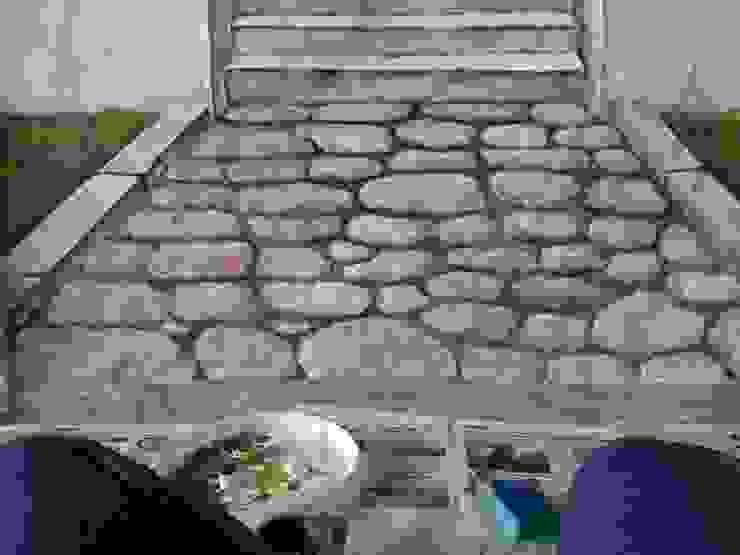 МАЛЕНЬКАЯ ИСПАНИЯ Гостиная в классическом стиле от Абрикос Классический