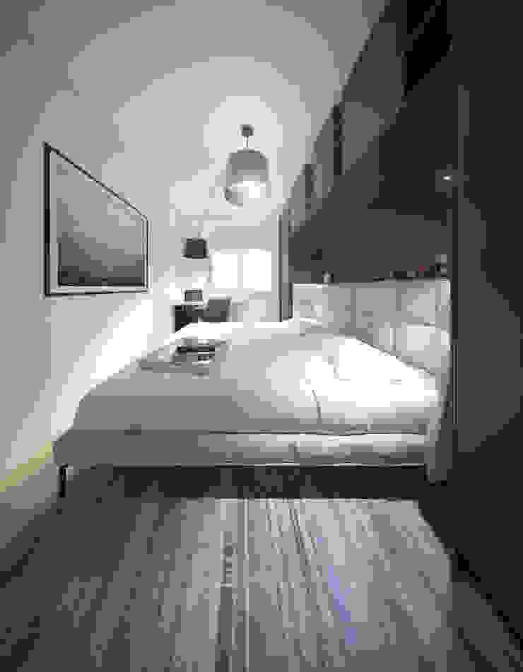 Modern Bedroom by HUK atelier Modern