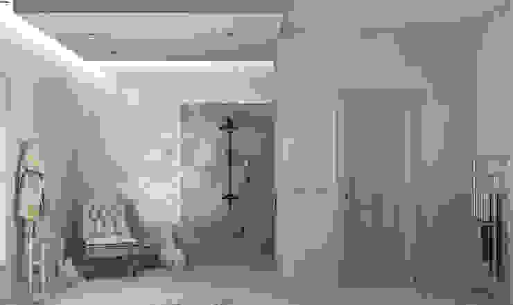 Baños de estilo ecléctico de Eclectic DesignStudio Ecléctico