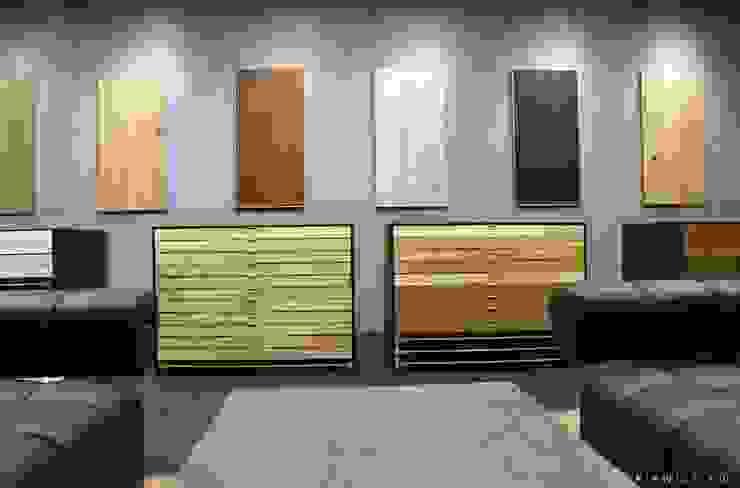 SHOWROOM BARLINEK S.A. od Kunkiewicz Architekci