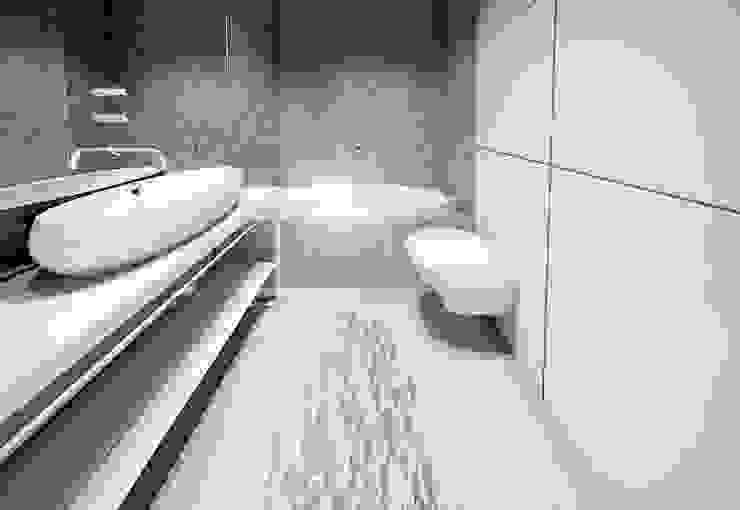 Modern Bathroom by HUK atelier Modern