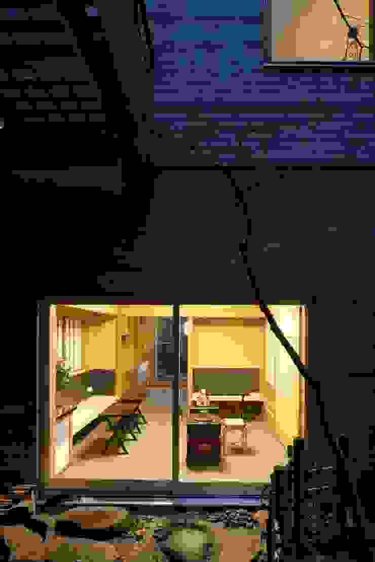 外観 和風デザインの 多目的室 の 忘蹄庵建築設計室 和風