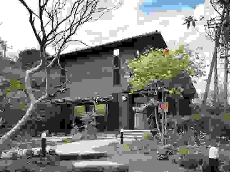 外観 アジア風商業空間 の 忘蹄庵建築設計室 和風