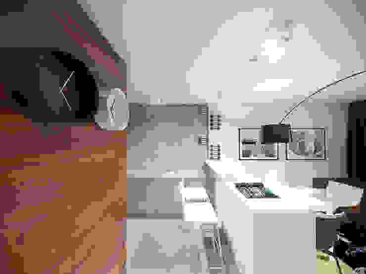 Modern Kitchen by HUK atelier Modern