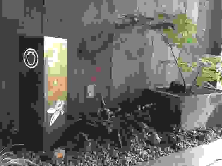 エントランス オリジナルな 庭 の Garden design office萬葉 オリジナル